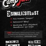 BändCämpJäm vol8-t tähistatakse kolme uue singliga