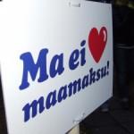 Partei tahab Tallinna koduomanikud maamaksust täielikult vabastada