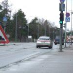 Liiklusmärkidega teeauke ei paranda