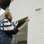 Kapitaalremonti vajaval majal ainult fassaadi värvimine ei ole piisav